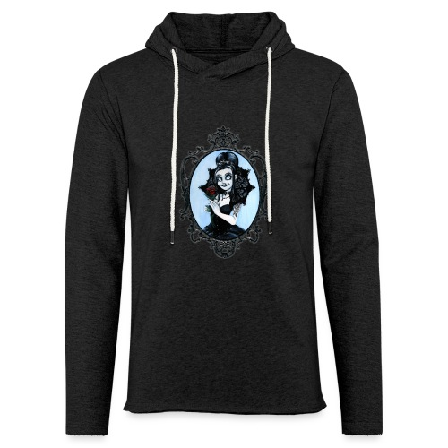 Model of the Year 2020 Lilith LaVey - Light Unisex Sweatshirt Hoodie