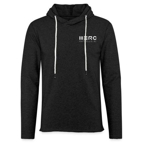 merc bw - Light Unisex Sweatshirt Hoodie