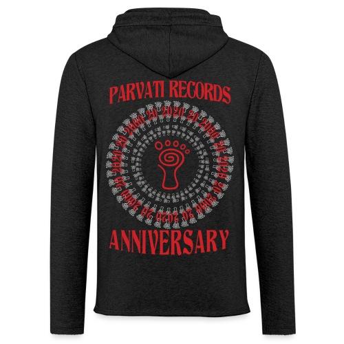 Parvati Records Anniversary - Light Unisex Sweatshirt Hoodie