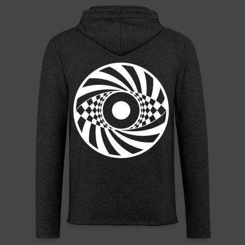 corp cercle 23 - Sweat-shirt à capuche léger unisexe