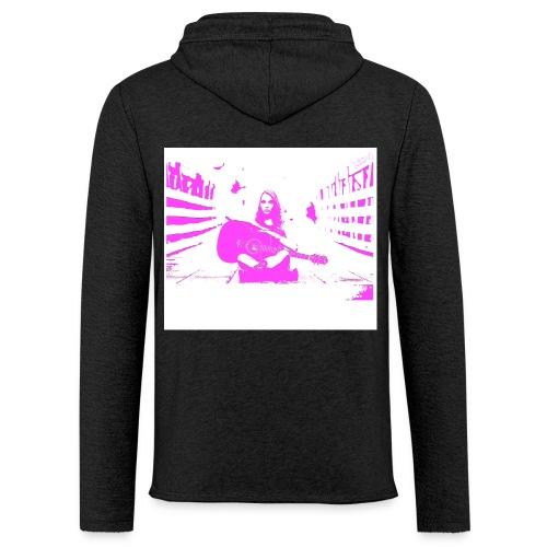 Woman by LSDV - Sweat-shirt à capuche léger unisexe