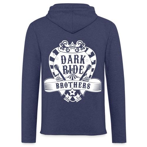 Dark Ride Brothers - Kevyt unisex-huppari