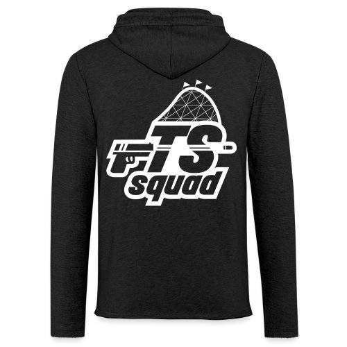 mathijs logo TS Wit png - Lichte hoodie unisex