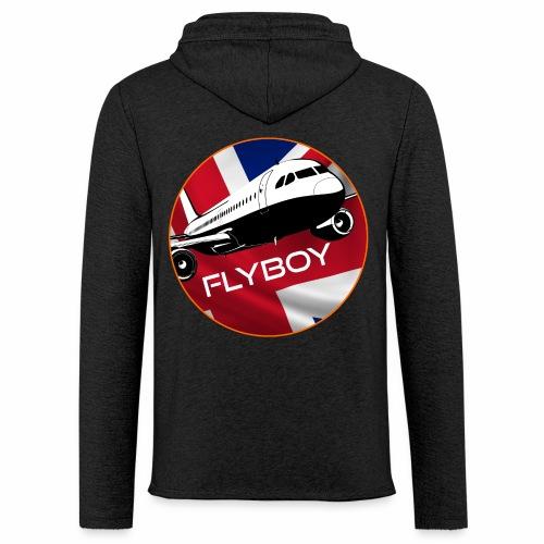 FLYBOY Circle - Light Unisex Sweatshirt Hoodie