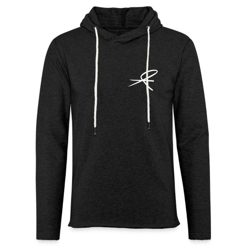 mjjk-emblem - Lett unisex hette-sweatshirt