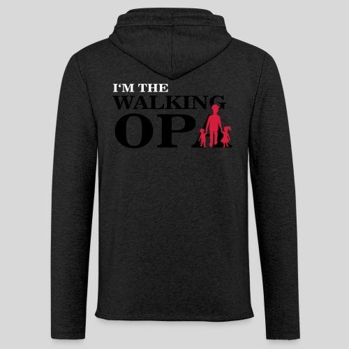 The Walking Opa 1 - Leichtes Kapuzensweatshirt Unisex