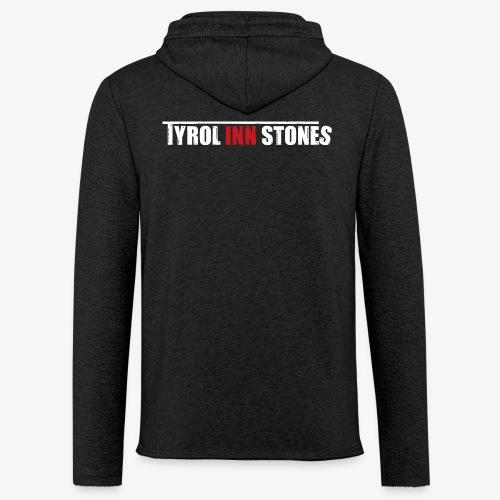 Tyrol Inn Stones Logo - Leichtes Kapuzensweatshirt Unisex