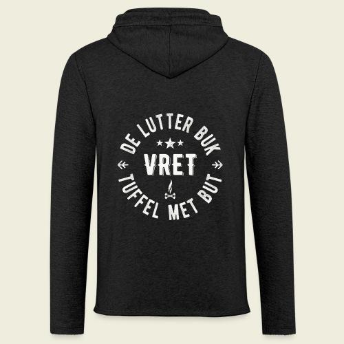 De Lutter buk - Lichte hoodie unisex