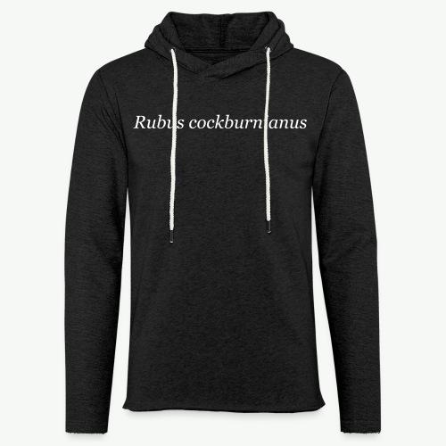 Rubus 001 - Light Unisex Sweatshirt Hoodie