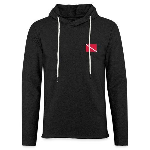 Diver Flag - Light Unisex Sweatshirt Hoodie