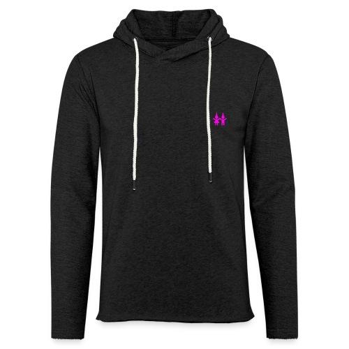 Imp Trans RED - Lichte hoodie unisex
