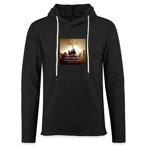 Cross of Jesus Christ - Light Unisex Sweatshirt Hoodie