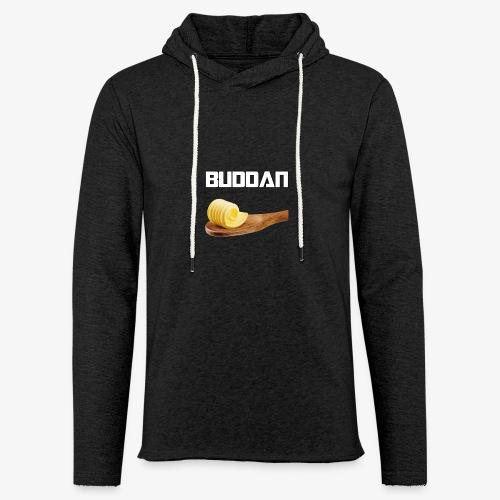 Buddan A4 png - Leichtes Kapuzensweatshirt Unisex