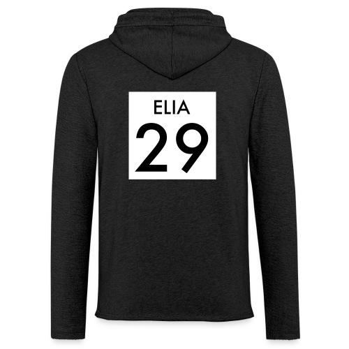 29 ELIA - Leichtes Kapuzensweatshirt Unisex