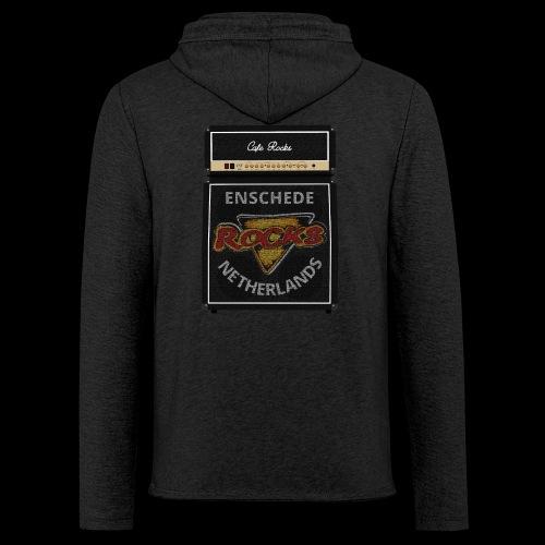 Rocks Amp Stack - Lichte hoodie unisex