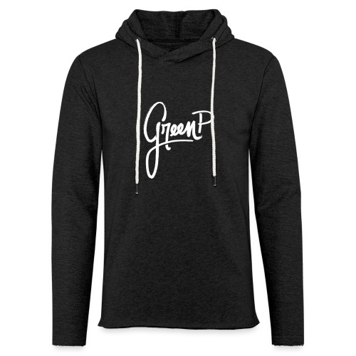 LOGO - Sweat-shirt à capuche léger unisexe