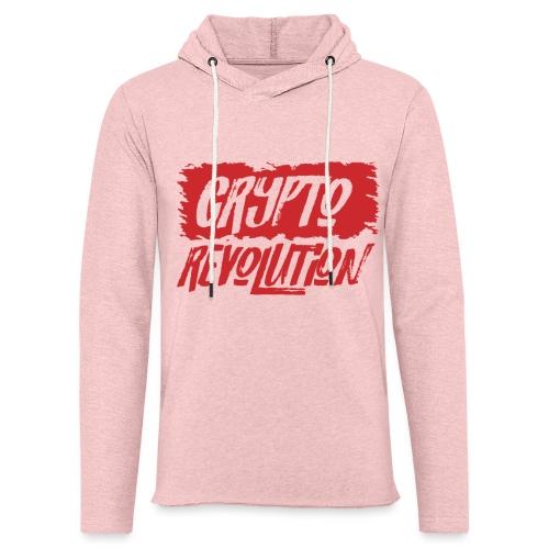 Crypto Revolution - Light Unisex Sweatshirt Hoodie