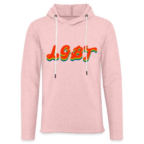 LGBT - Lichte hoodie unisex