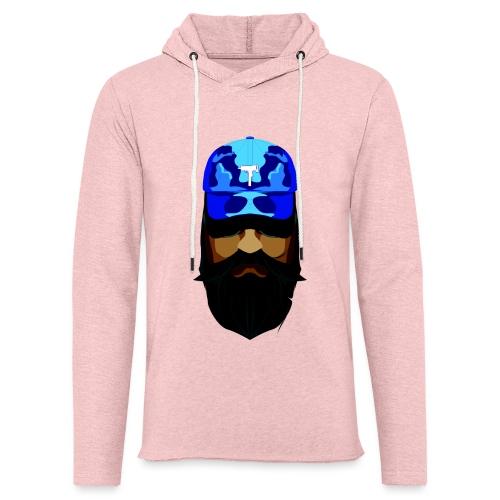T-shirt gorra dadhat y boso estilo fresco - Sudadera ligera unisex con capucha