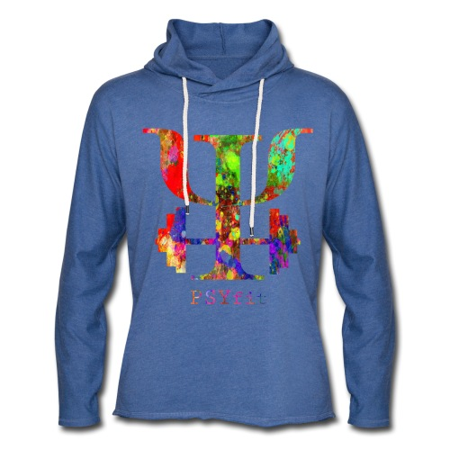 Watercolour splatter - Light Unisex Sweatshirt Hoodie