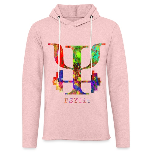 Watercolour splatter - Light Unisex Sweatshirt Hoodie