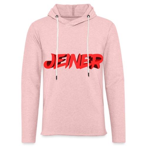 Jeiner 3D - Let sweatshirt med hætte, unisex