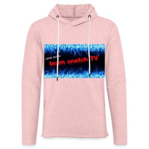 team snatch - Sweat-shirt à capuche léger unisexe