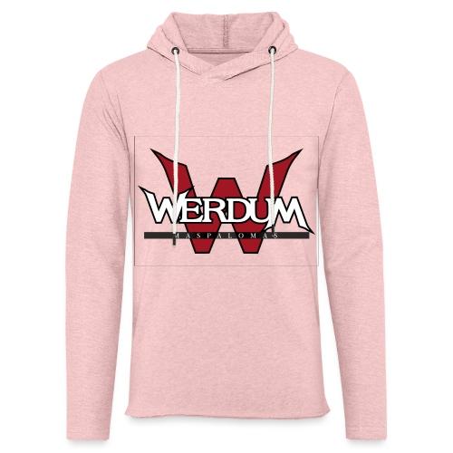 Werdum Maspalomas - Sudadera ligera unisex con capucha