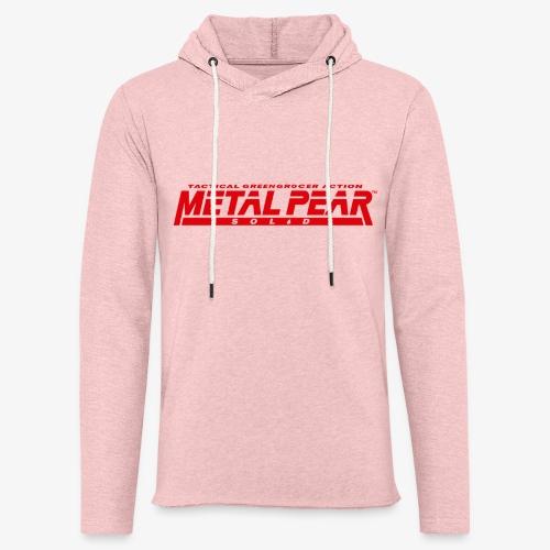 Metal Pear Solid: Tactical Greengrocer Action - Light Unisex Sweatshirt Hoodie