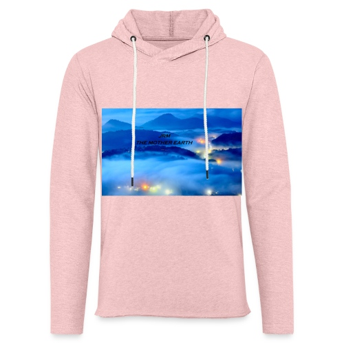 the mother earth collection 2017 - Sweat-shirt à capuche léger unisexe