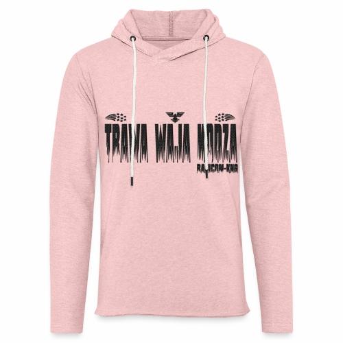 KNG - Sweat-shirt à capuche léger unisexe