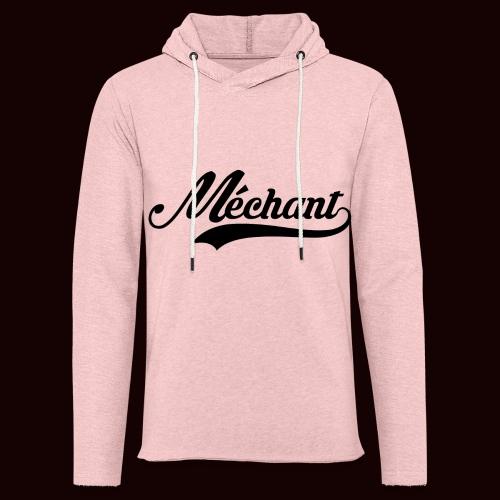 mechant_logo - Sweat-shirt à capuche léger unisexe