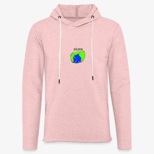 aiga cashier - Let sweatshirt med hætte, unisex