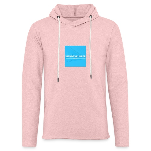 Web developer News - Leichtes Kapuzensweatshirt Unisex