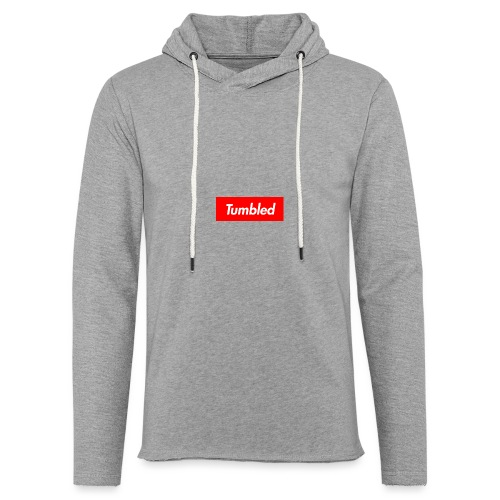 Tumbled Official - Light Unisex Sweatshirt Hoodie