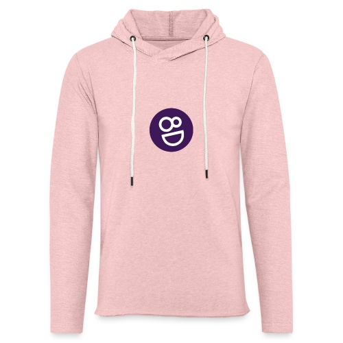 logo 8d - Lichte hoodie unisex