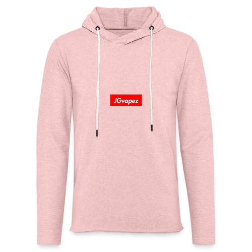 JGvapez - Light Unisex Sweatshirt Hoodie