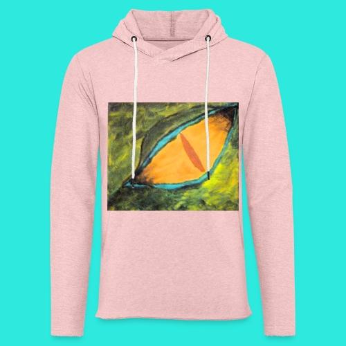 Drakenoog - Lichte hoodie unisex