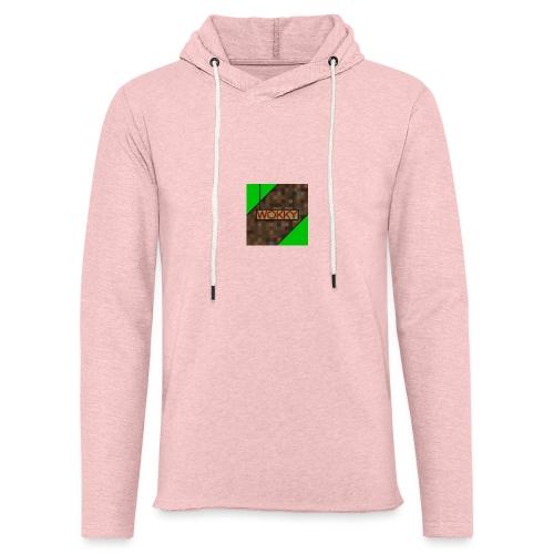 Wokky T Shirt - Lätt luvtröja unisex