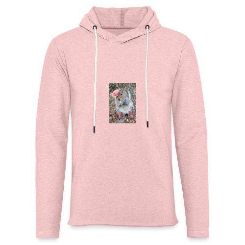 ecureuil deguise - Sweat-shirt à capuche léger unisexe
