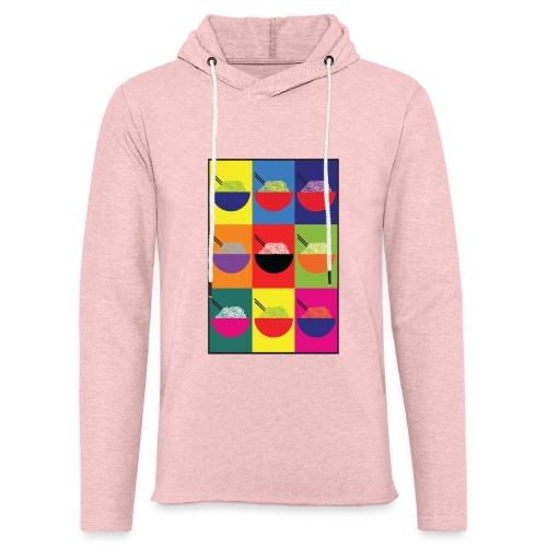 Pop Pho Art - Sweat-shirt à capuche léger unisexe