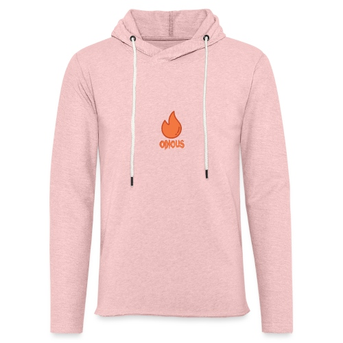 Odious Fire - Lichte hoodie unisex