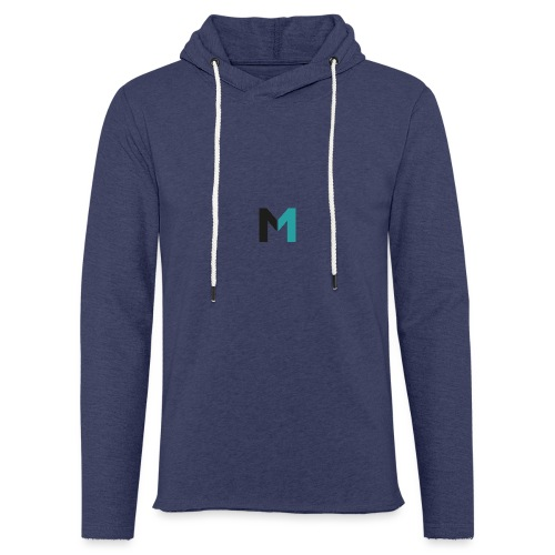 Logo M - Leichtes Kapuzensweatshirt Unisex