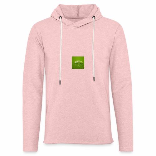 Raksos Logo - Let sweatshirt med hætte, unisex