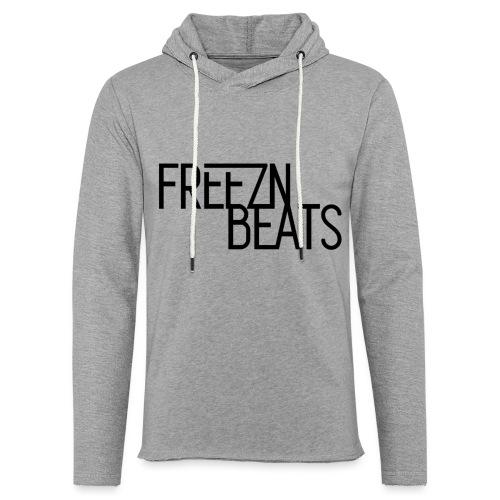 FREEZN Beats Logo 1 - Leichtes Kapuzensweatshirt Unisex