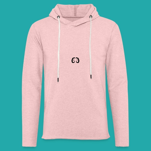 Crowd Control Controller Logo Black Large - Light Unisex Sweatshirt Hoodie