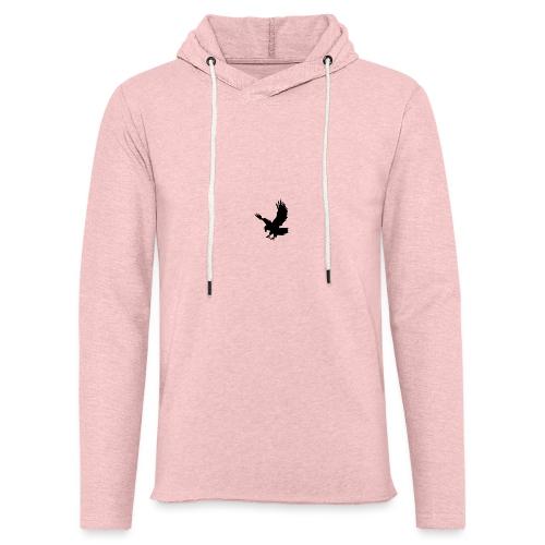 Black Eagle - Sweat-shirt à capuche léger unisexe