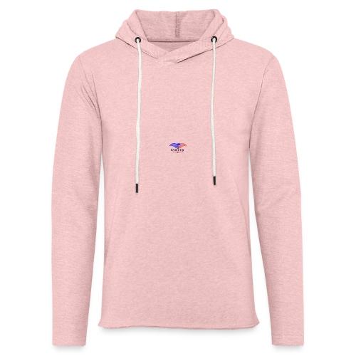 Moito Egle - Sweat-shirt à capuche léger unisexe