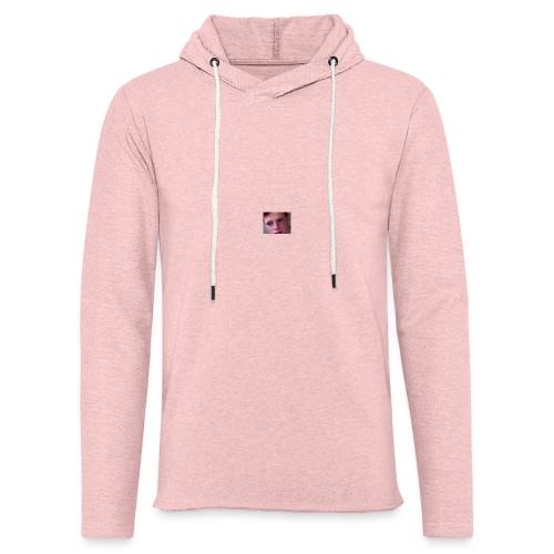 My friends confused AF face - Light Unisex Sweatshirt Hoodie