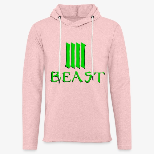 Beast Green - Light Unisex Sweatshirt Hoodie
